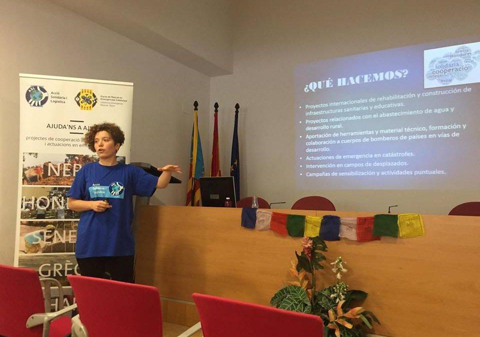Xerrada informativa al Col·legi d'Infermeria d'Alacant