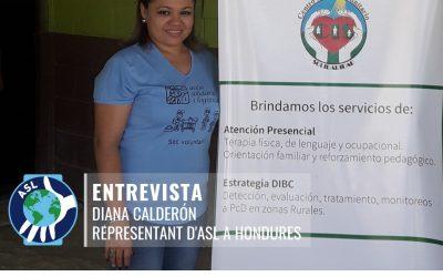 Entrevista a la Diana Calderón