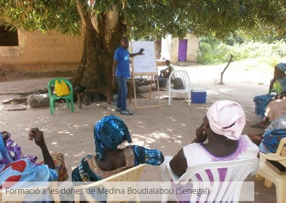 De Senegal a Sant Just Desvern