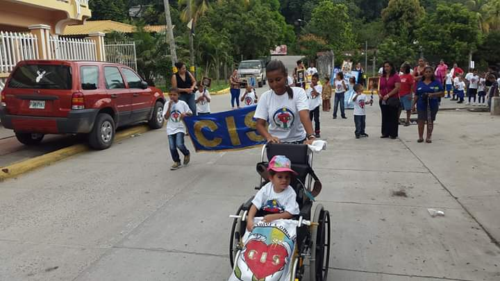 """Centro Intercomunitario de Atención a Personas con Discapacidad """"Solidaridad"""" (CIS)"""