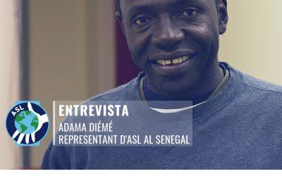 Entrevista a l'Adama Diémé