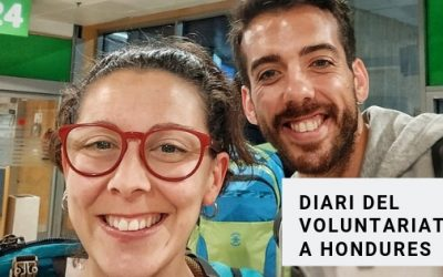 Diari del voluntariat a Hondures
