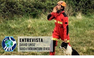 Entrevista al David Uroz