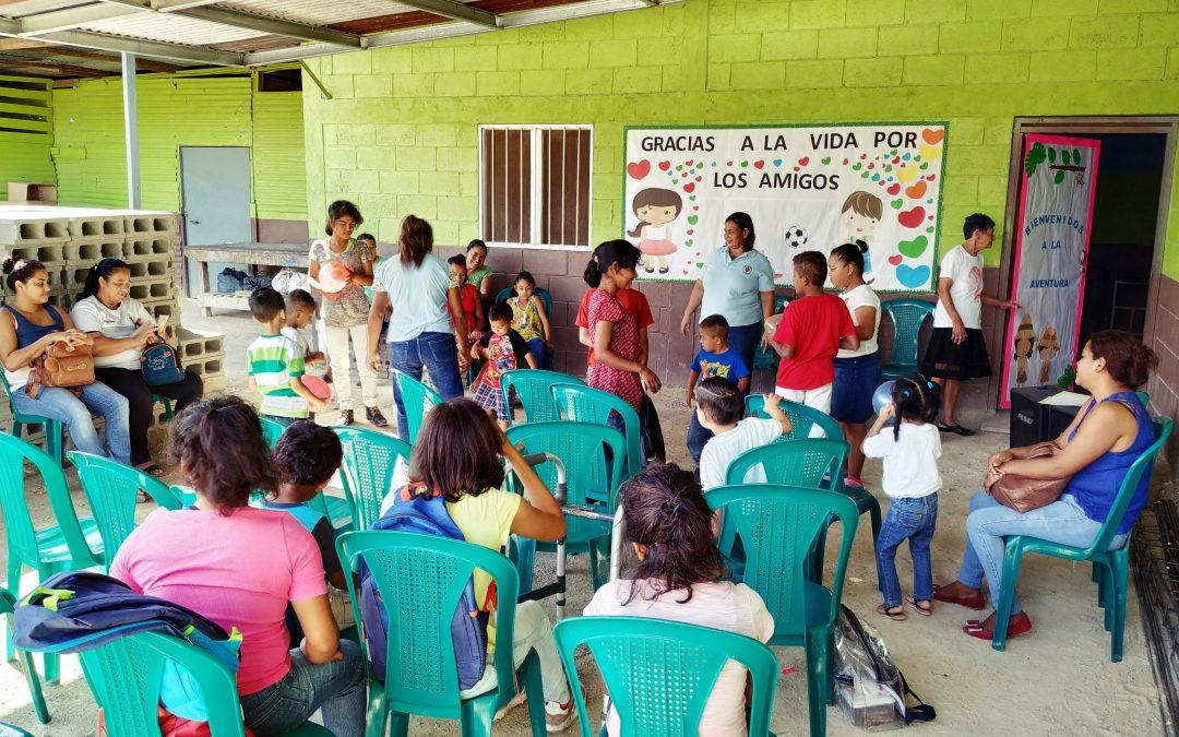 Inclusió i equitat per als infants amb discapacitat i transtorns en l'aprenentatge als municipis de Potrerillos, Villanueva i Pimienta