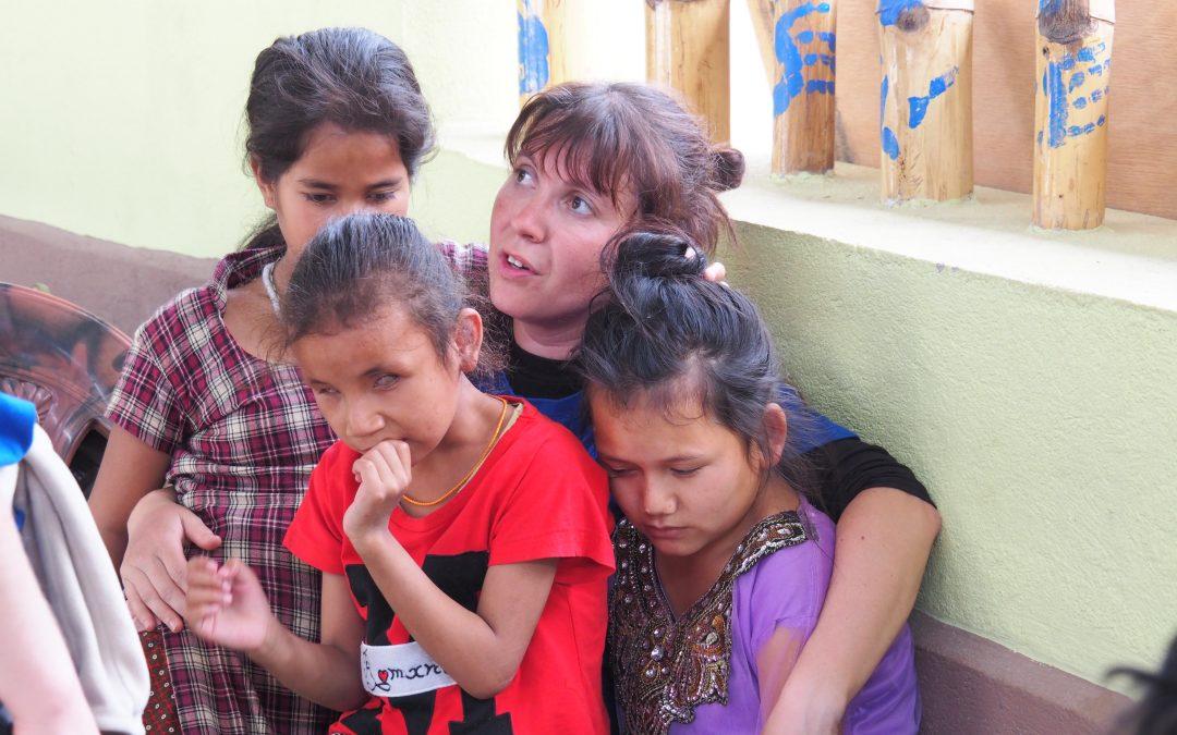 Entrevista Laura Orozko, voluntària d'Acció Solidària i Logística