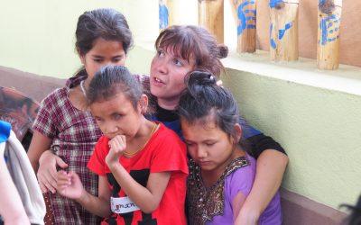 Entrevista a Laura Orozko, voluntaria de Acció Solidària i Logística