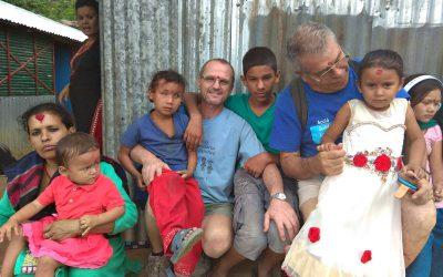 Entrevista a Joan Carles Mompel, voluntari d'Acció Solidària i Logística des de la seva fundació