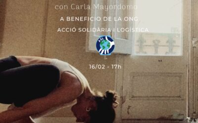 Yoga solidario en beneficio de ASL
