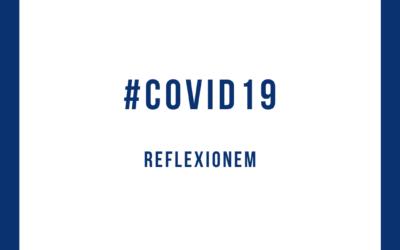 Mesures i reflexions front al COVID-19