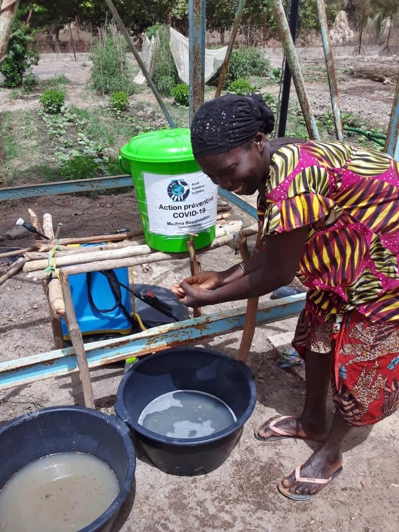 Projecte a Senegal