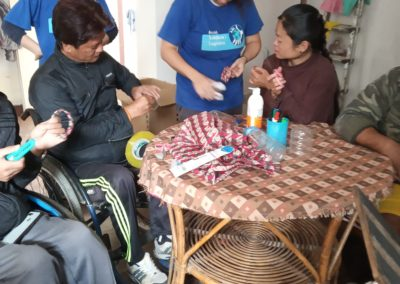 Projecte sociosanitari a l'hospital Khagendra, Kathmandu – Nepal