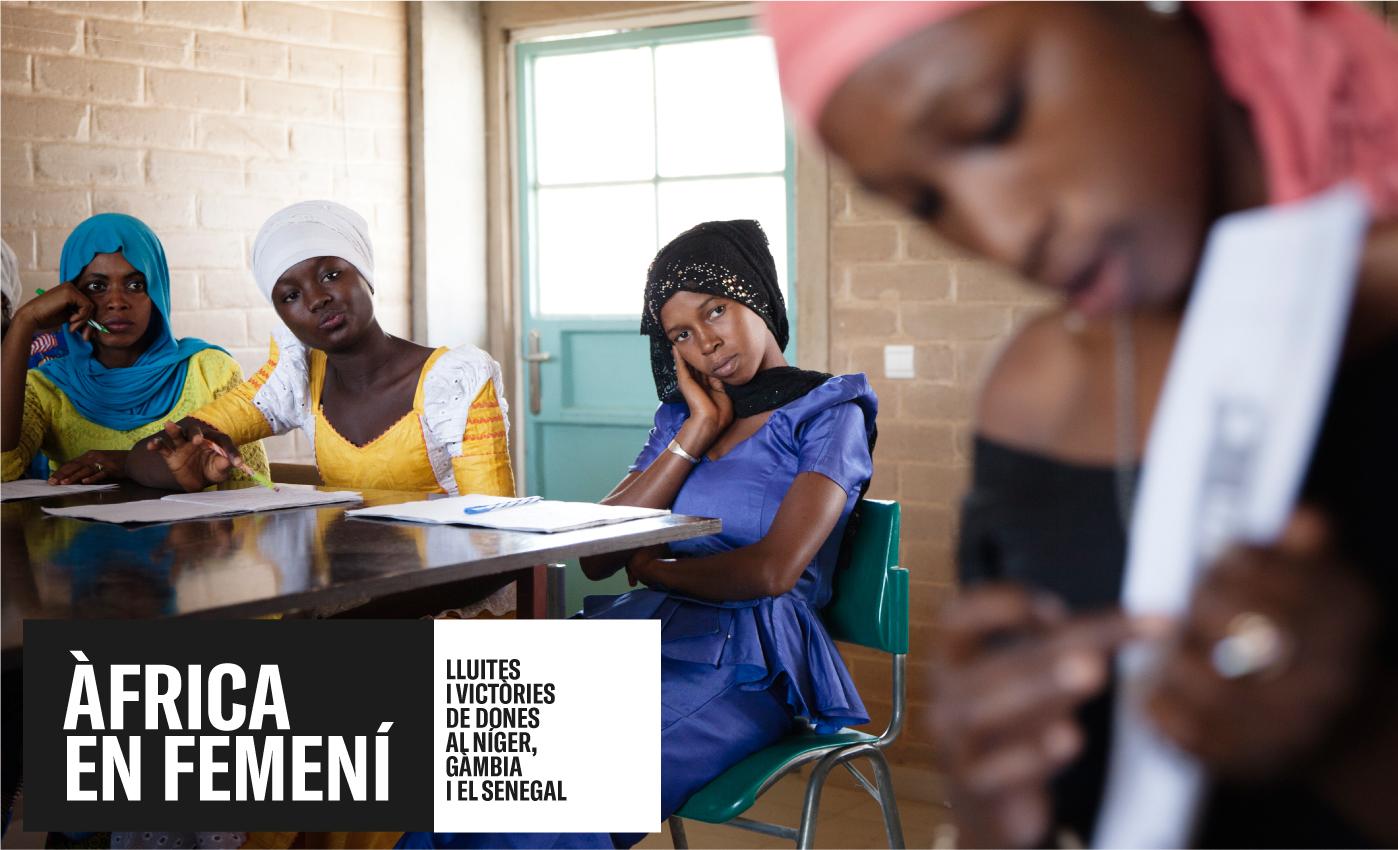 Exposició: àfrica en femení