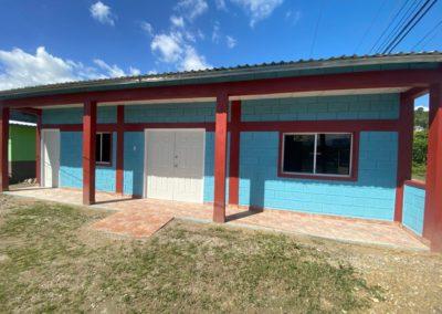 Construcció del Centre Intercomunitari d'Integració Social a Potrerillos