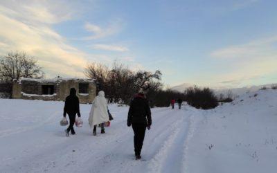 La situació dels refugiats a Bòsnia empitjora