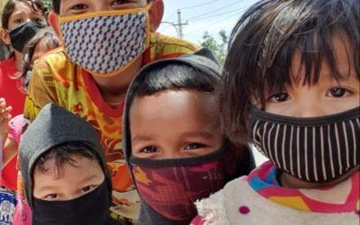 Col·laborem en la creació d'un menjador social a Kathmandú