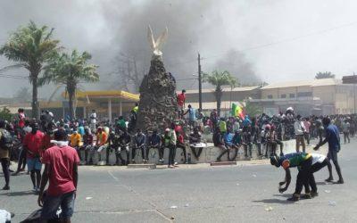 Comunicat sobre la situació a Senegal