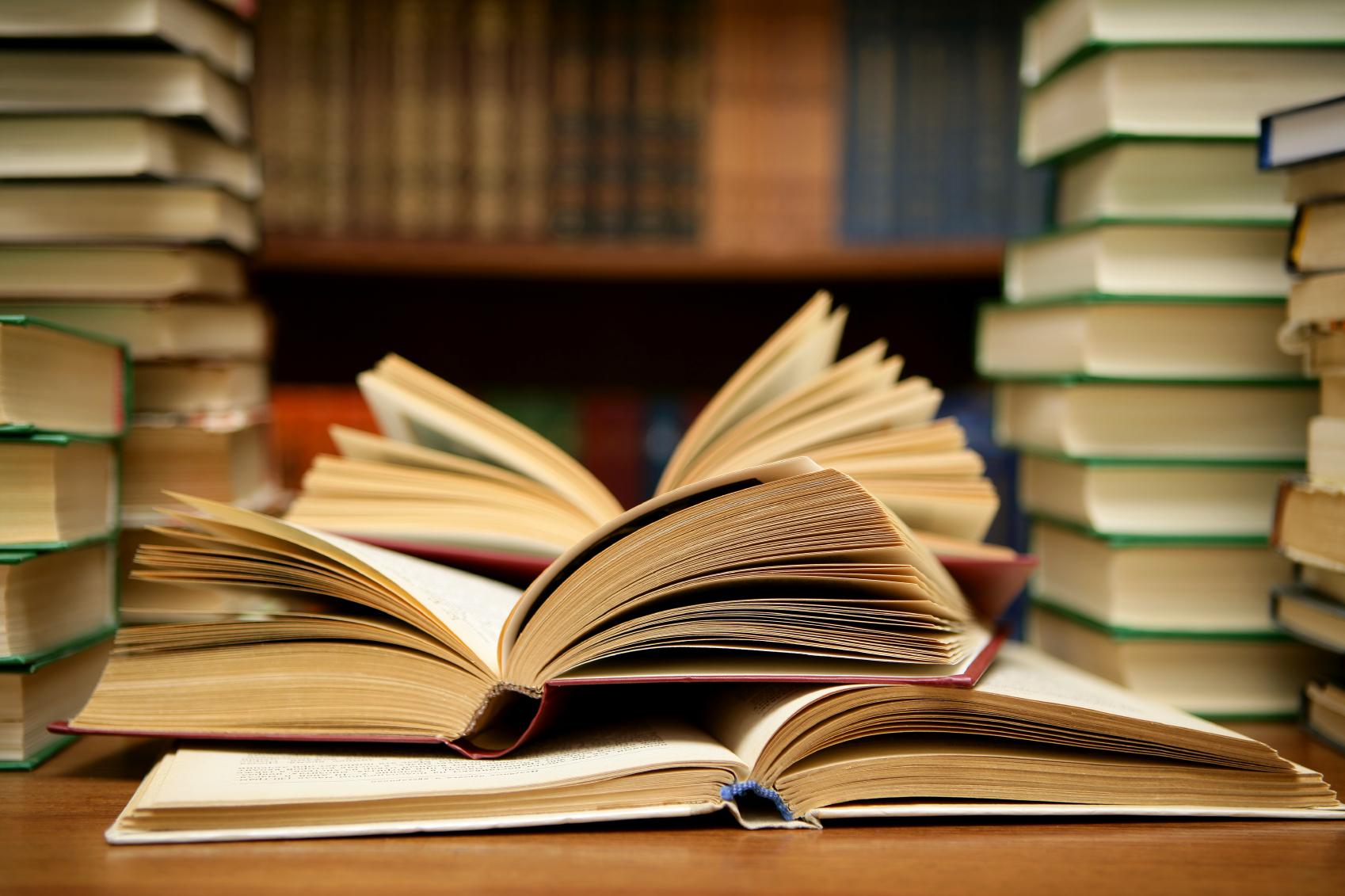 Llibres que fan pensar