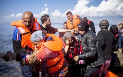 Històric 4 – ANY 2016: Refugiats a Grècia, responent a la crisi migratòria