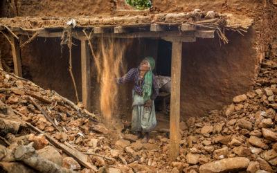 HISTÒRIC 3 – ANY 2015: Intervenció al terratrèmol de Nepal, segons que van ensorrar un país